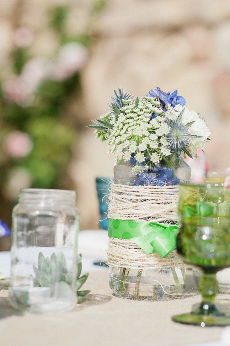 DIY Centerpiece Idea
