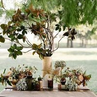 10 Natural Wedding Decor Ideas