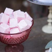 Cubed Marshmallows