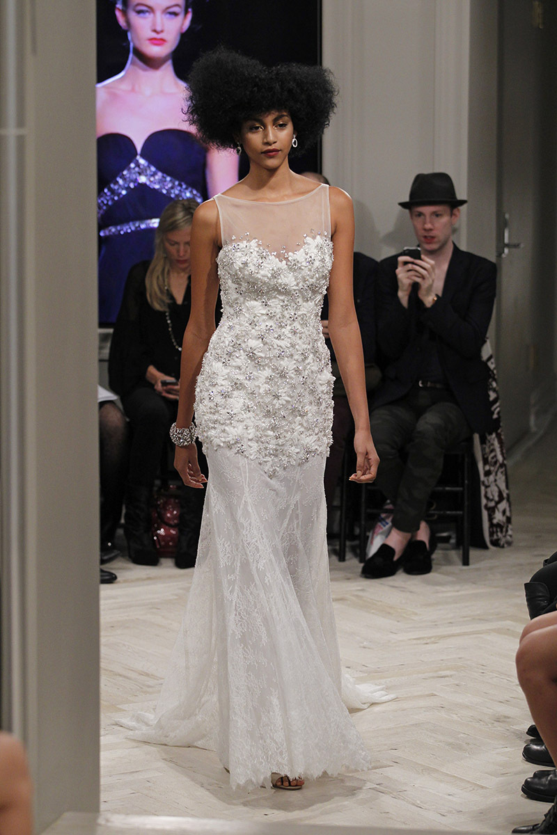 Badgley Mischka Fall 2014
