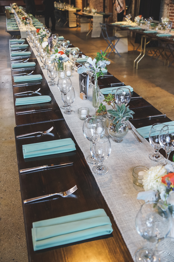 Banquet Table Seating
