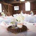 1381858890 thumb photo preview shabby chic barn wedding 6
