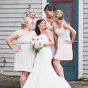 1381860908 thumb photo preview shabby chic barn wedding 21