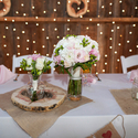 1381861214 thumb photo preview shabby chic barn wedding 28