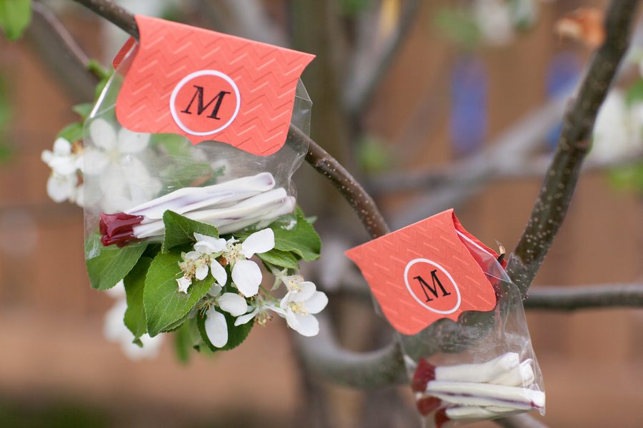 Modern Wedding Favors