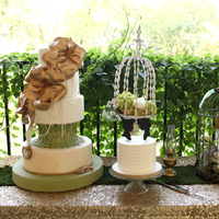 Peter Pan Wedding Cakes