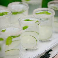 Signature Cucumber Cocktail