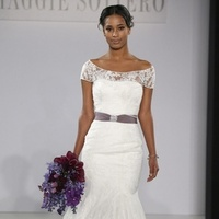 Vera wang, Romantic, Lace, Beautiful, Simple, Wedding dress