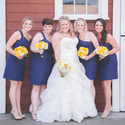 1382365962 thumb photo preview yellow and blue modern wedding 4
