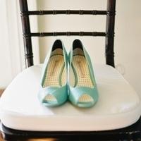 """Something Blue"" Shoes"
