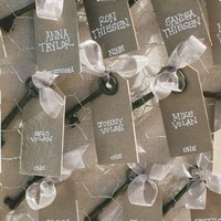 Key Escort Cards
