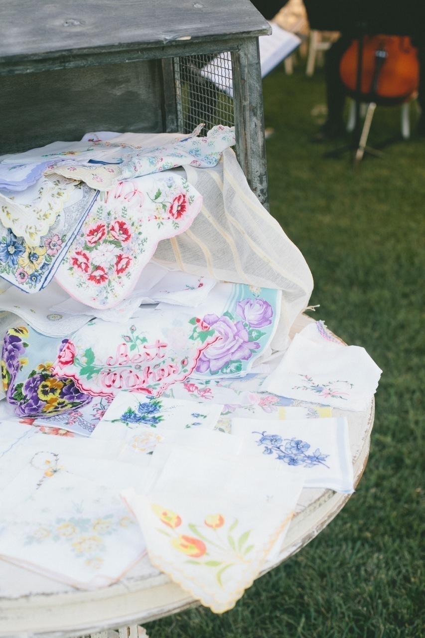 Beautiful Handkerchiefs
