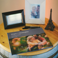 Guestbook Table