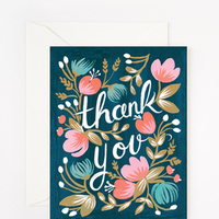 Thank You Card - Rifle Paper Co