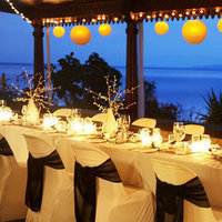 Seaside Reception - Villa Botanica, Whitsundays - Australia