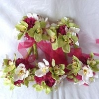 Small Bouquets & Wrist Flowers by Church Mouse Creations
