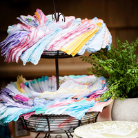 Colorful Napkins