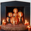 1382715094 thumb photo preview halloween mantel decorating ideas 01