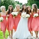 1382785419 thumb photo preview coral bridesmaids dresses