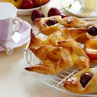 Champagne Breakfast - Danish Pasteries