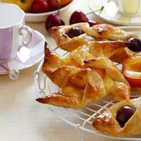 Champagne Breakfast - Danish Pasteries