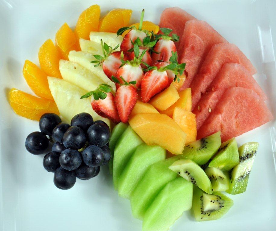 Champagne Breakfast - Fruit Platter