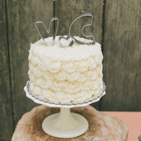 Cookie Cutter Cake Toppers