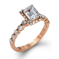 Simon G Engagement rings MR2088