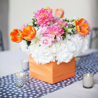 Modern Wedding Flowers