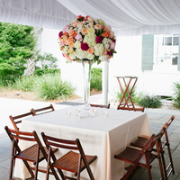 Tall Floral Centerpiece