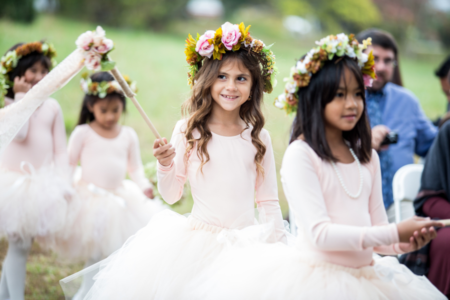 Flower Girls Processional