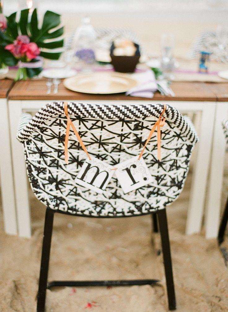 Chair Decor