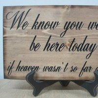 Heaven sign for my family that has passed
