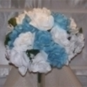 1383183899 thumb photo preview silk wedding flowers blue  3