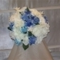 1383184138 thumb photo preview silk wedding flowers blue  10