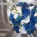1383184138 thumb photo preview silk wedding flowers blue  11