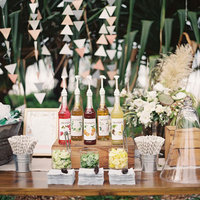 How to Style a Beverage Station