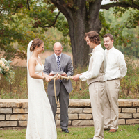 Knot-Tying Ceremony