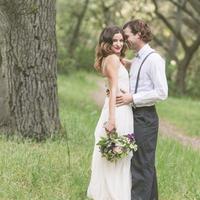 Stunning Newlyweds