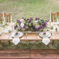 Romantic and Vintage Table