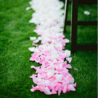 Ombre Wedding Flowers