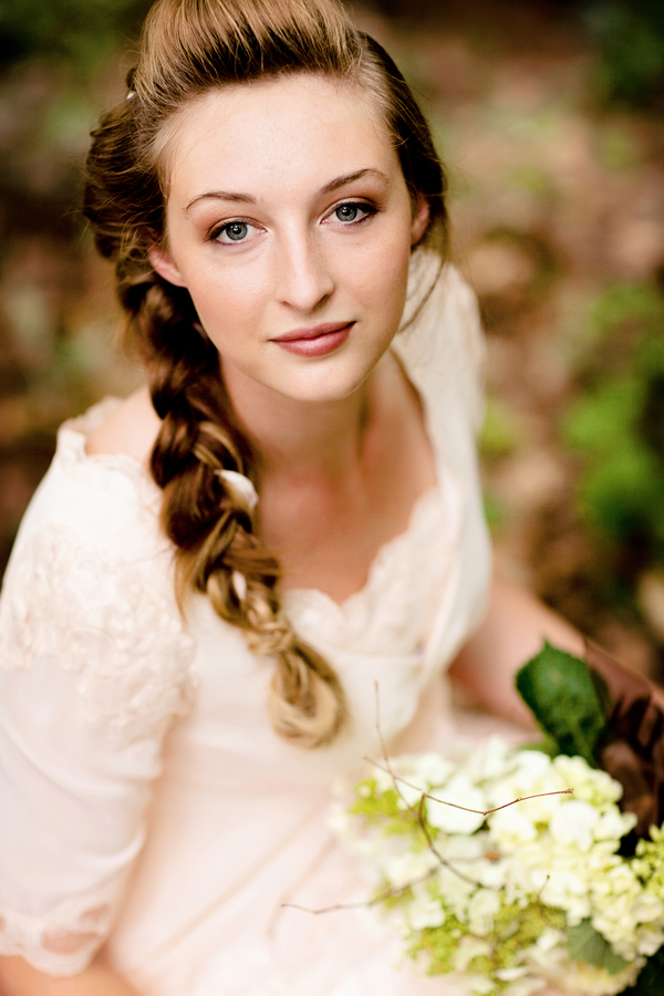 Brides With Braids