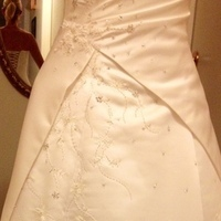wedding dress for sale