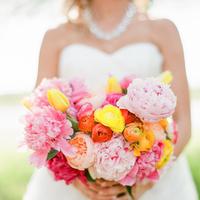 Bright Bride Bouquet