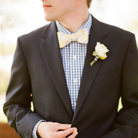 Preppy Groom's Attire