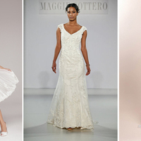 Wedding Dresses that Make You Taller and Thinner