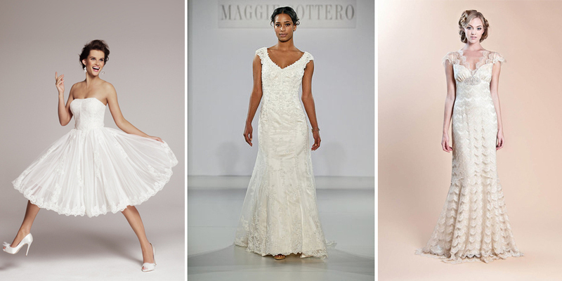 wedding dresses that make you taller and thinner project