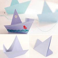 Craft Activity - Make Ships
