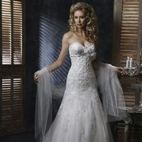 Maggie Sottero Ella Marie Wedding Dresses USD 314.8 By www.KatherineBridal.com