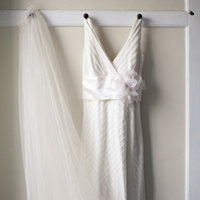 Wedding Dress & Veil